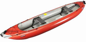 Gumotex inflatable canoe Palava 400 red - r.v. 2013