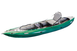 Inflatable kayaks Halibut
