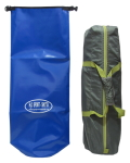 Dry bag for a tent